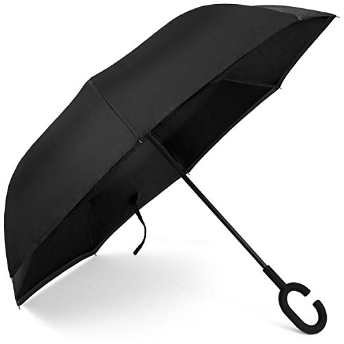Inverted Umbrella Windproof Beautiful Protection product image