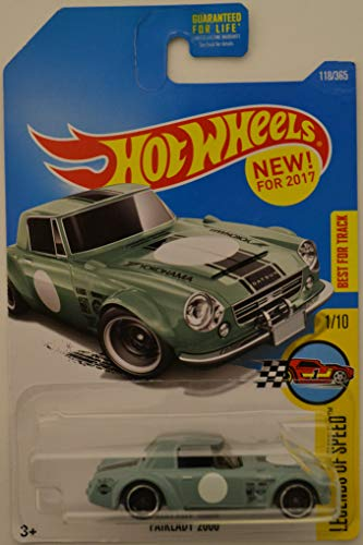 - Fairlady 2000 Light Gray #118 Hot Wheels HW Legends of Speed Series 1:64 Scale Collectible Die Cast Model Car