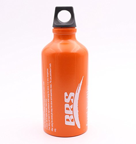 BRS 2pcs/lot 530ml Camping Fuel Bottle Stove Accessories Camping Oil Bottle