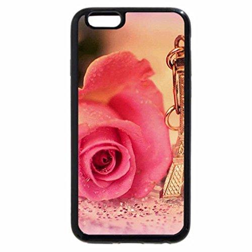 iPhone 6S / iPhone 6 Case (Black) Romantic Paris