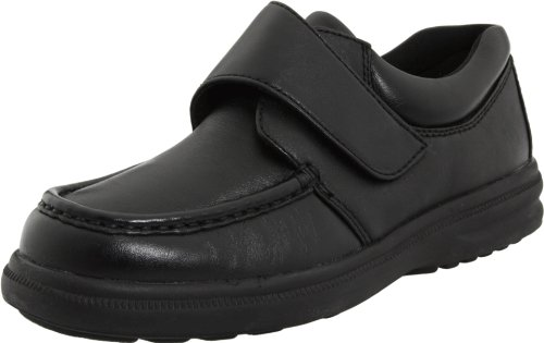 Hush Puppies Men's Gil Slip-On,Black,10.5 M - Slip Men