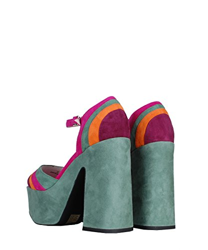 Jeffrey Campbell - zapatos mujer Fucsia
