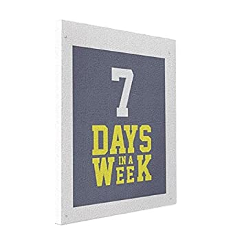 Amazoncom Vetiver Canvas Framing 7 Day In A Week Inspirational