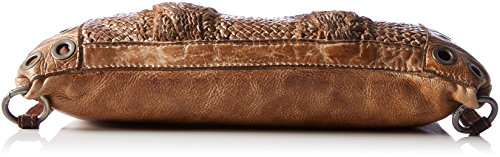 Taschendieb Td0036ol - Borse a zainetto Donna, Grün (Olive), 3.5x37x37 cm (B x H T)