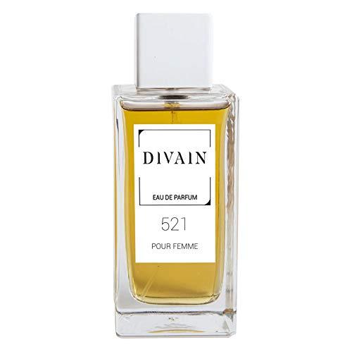 DIVAIN-521 / Similar a Cinéma de Yves Saint Laurent/Agua de perfume para mujer/Vaporizador 100 ml: Amazon.es: Belleza