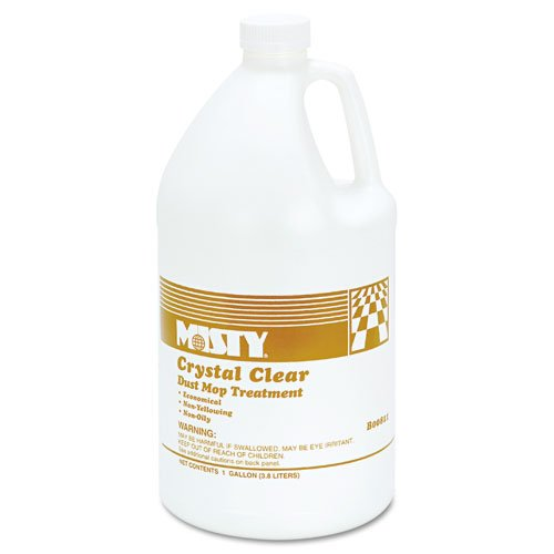 Misty - Dust Mop Treatment, Attracts Dirt, Non-Oily, Grapefruit Scent, 1gal, 4/Carton R811-4 (DMi CT by MISTY