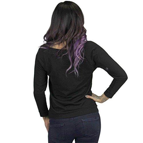 Sullen Clothing - Sudadera - para mujer negro
