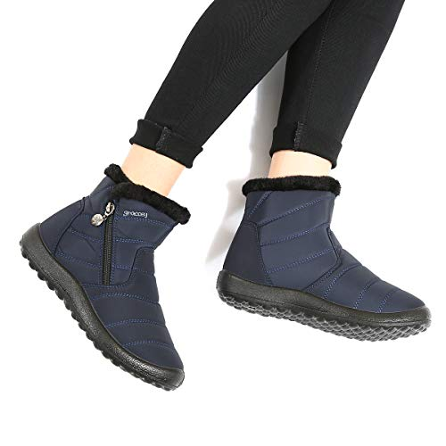 4abf22361ad38 Jual gracosy Warm Snow Boots