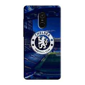 Cover It Up - Chelsea Watermark Redmi Note 5 Hard Case
