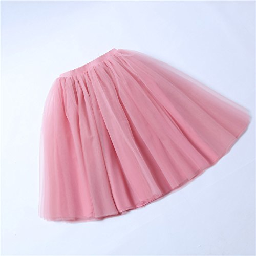 De Balle Dress Jupon CM ShowYeu Mollet Fte Tutu Robe Mauve Demoiselles Ligne de 60 Mi Rouge A Femmes Tulle Vintage Bal Party aapqwU0T