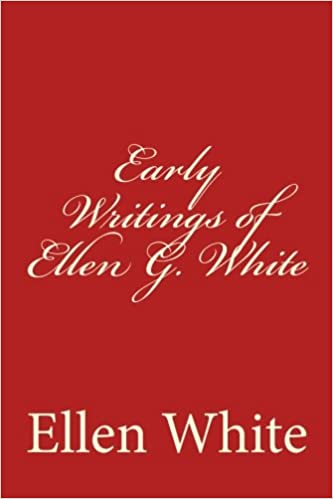 Book Early Writings of Ellen G. White