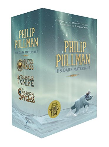 His Dark Materials Yearling 3-book Boxed Set (His Dark Materials (Paperback))