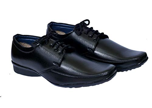 Alinzer Men #39;s Lace up Derby Shoes