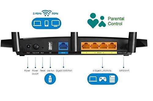 TP-LINK Archer C7 AC1750 Dual Band Wireless AC