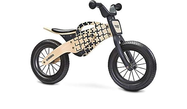 Toyz Bicicleta sin Pedales Enduro de Madera (Natural): Amazon.es ...