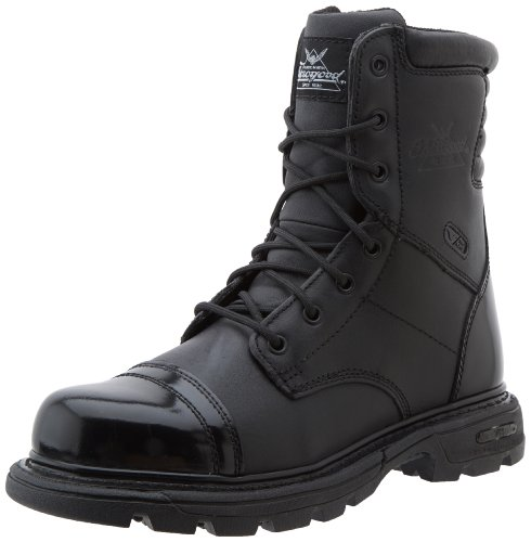 "Thorogood Men's 8"" Side Zip Jump Boot Gen-flex"