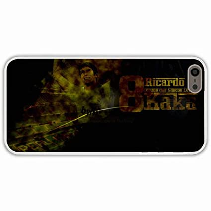 Amazon.com: Apple iPhone 5 5S Case Personalized Kaka ricardo ...