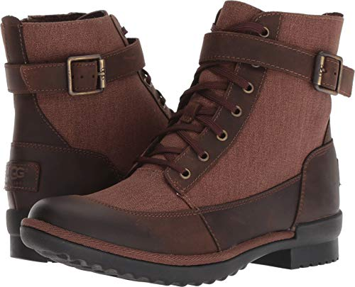 UGG Women's W Tulane Boot Fashion, Coconut Shell 7.5 M - Uggs Zipper With