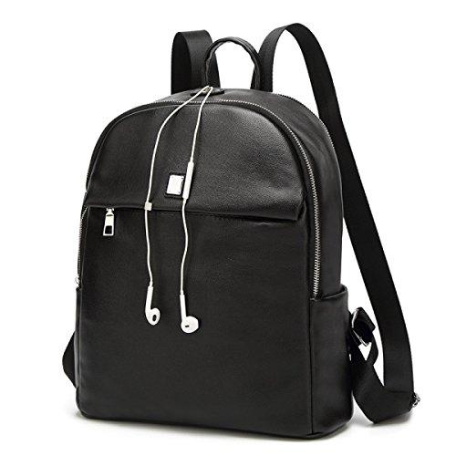 Student Rucksack Mode Freizeit Reisetasche Tasche PU