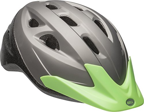 Bell-7084256-Youth-Richter-Bike-Helmet-Solid-Titanium