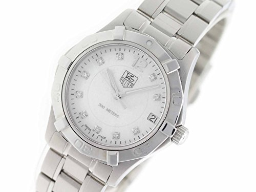 Tag Heuer Aquaracer swiss-quartz womens Watch WAF1312.BA0817 (Certified Pre-owned) by TAG Heuer