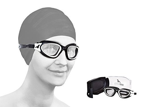 SealBuddy PV10 Panoramic View Goggle Anti fog and scratch resistant lens