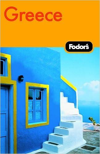 Fodors Greece 7th Edition