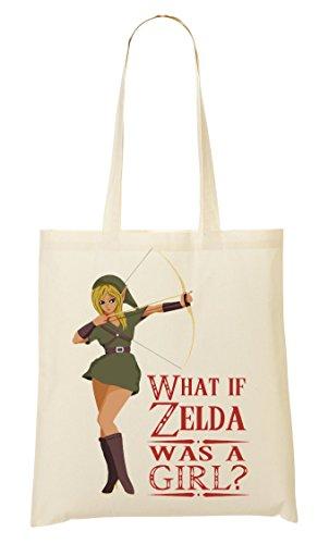 Sac Was Fourre Sac A Girl Tout Zelda Provisions À q6dHYH