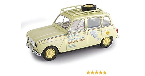 Scalextric - Renault 4L Tierra de Fuego, coche de juguete (A10221S300): Amazon.es: Juguetes y juegos