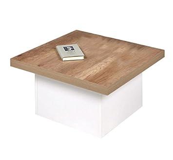 Quadratische Klassische Couchtisch Liftable Top Mit Stauraum