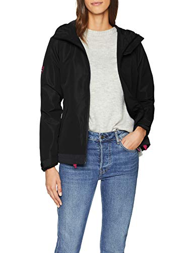 Elite Donna Windcheater elite Black Xf8 Giacca Superdry Sportiva Nero pBdqwxpzI
