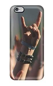 New Style Mary David Proctor Heavy Metal Premium Tpu Cover Case For Iphone 6 Plus Kimberly Kurzendoerfer