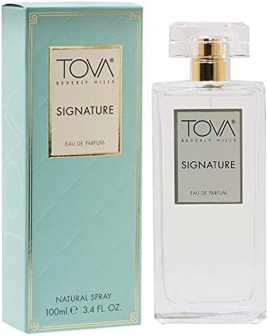 TOVA Beverly Hills Tova Signature Eau de Parfum Natural Spray JUMBO 3.4oz