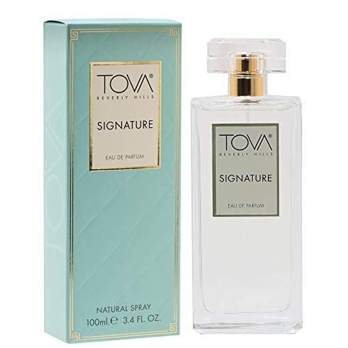Nights Perfume Tova - TOVA Beverly Hills Tova Signature Eau de Parfum Natural Spray JUMBO 3.4oz