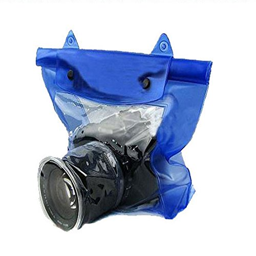 Iumer 20m Waterproof Camera Underwater Housing Case DSLR SLR Camera Dry Bag