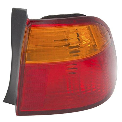 99 civic sedan tail lights - 1