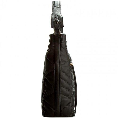 Borsa Calvin Klein Jeans, handbagm Nora Hobo, in ecopelle trapuntata, monospalla