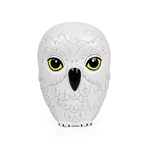 (Harry Potter Hedwig The Owl Ceramic Coin Bank for Kids )