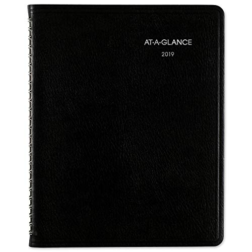 AT-A-GLANCE 2019 Weekly & Monthly Planner with Notes, DayMinder, 7