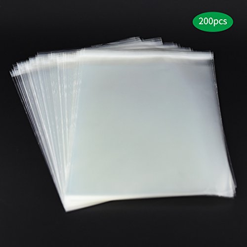 Plastic Transparent Cellophane Candy/Cookie bags  self sealing
