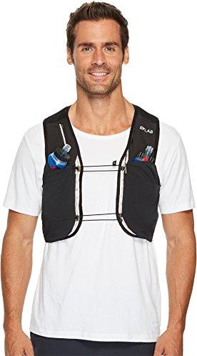 Salomon Unisex S/Lab Sense 2 Set Hydration Vest, Black/Racing Red, Large