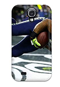 Hot GghKfQM2375Ttxwd Case Cover Protector For Galaxy S4- Seattleeahawks