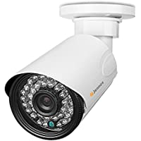 Jennov Color 960H Cmos 1200tvl Cctv Security Cameras For Home Outdoor Waterproof Night Vision Bullet Video Surveillance Camera 6mm Lens