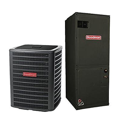 3.5 Ton 16 Seer Goodman Air Conditioning System GSX160421 - ASPT49D14