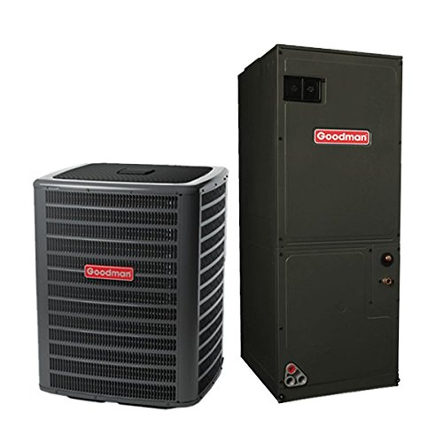 (Goodman 5 Ton 16 Seer Heat Pump System (AC and Heat) DSZC160601 - AVPTC61D14)
