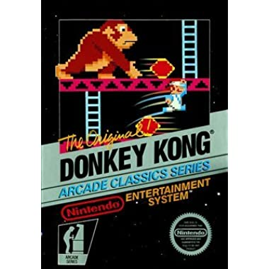 The Original Donkey Kong (Arcade Classics Series)