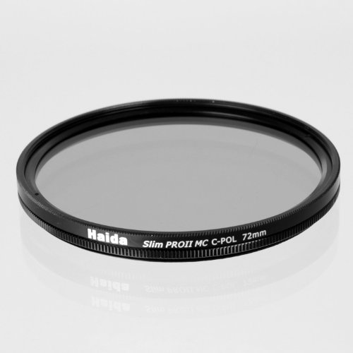 iFilter Air Professional Slim 72mm (Super HD) Multi-coating Circular Polarizing Filter (C-POL) for 72 mm Camera Lens ( World thinness CPL - Uses Light Polarised Of