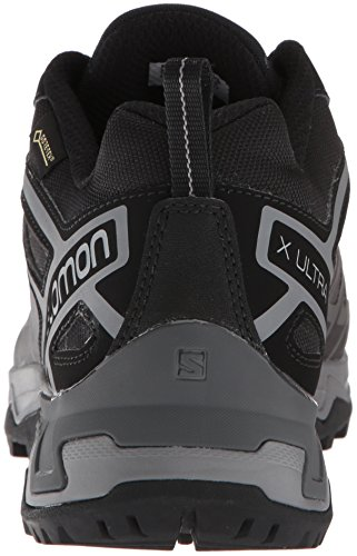 size 40 dcfa3 23ba3 SALOMON Men s s X Ultra 3 GTX Climbing Shoes Black Magnet Quiet Shad, 9.5  UK 44 EU