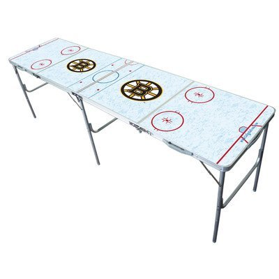 (Boston Bruins 2x8 Tailgate Table by Wild Sports)