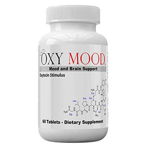 OxyMood Oxytocin and Mood Enhancing Supplement - Supports Natural Oxytocin Release and Retention